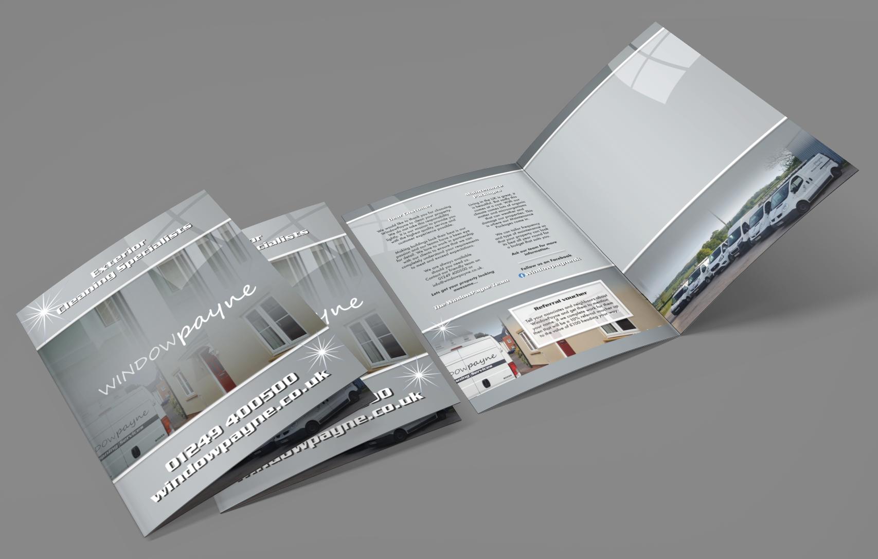 Window Payne Brochures