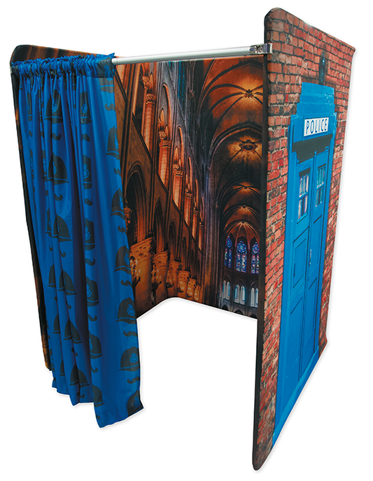 Modesto Textile Booth